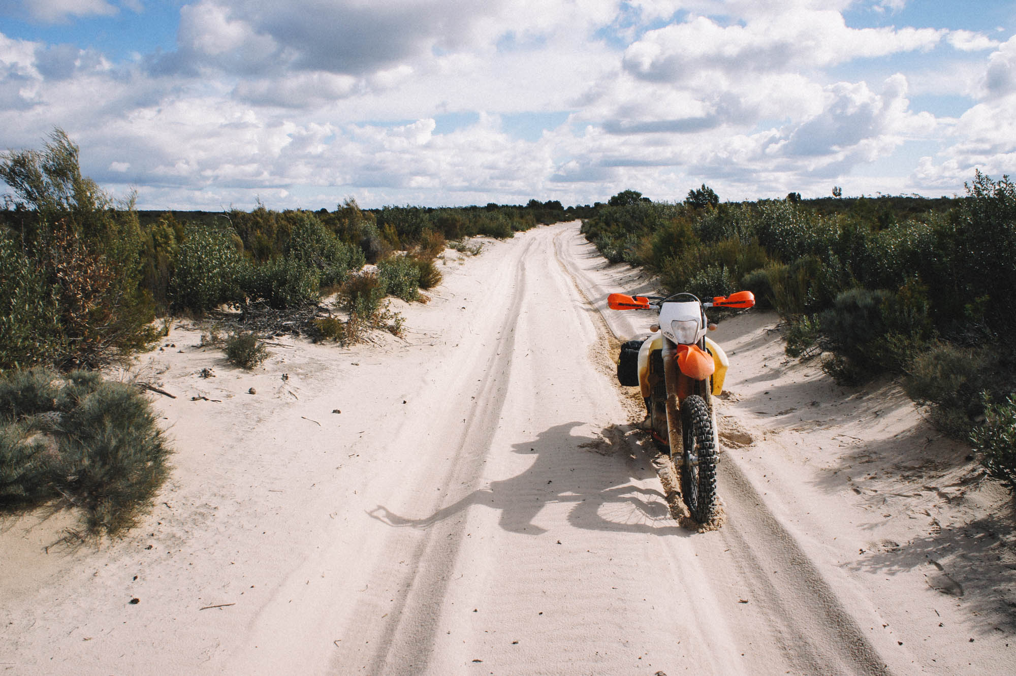 Desert Adventure in Western Victoria